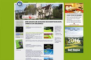 Golfclub, Golfanlage Reichertshausen Schloss